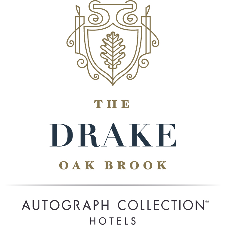 Logo for The Drake Oak Brook, an Autograph Collection Hotel