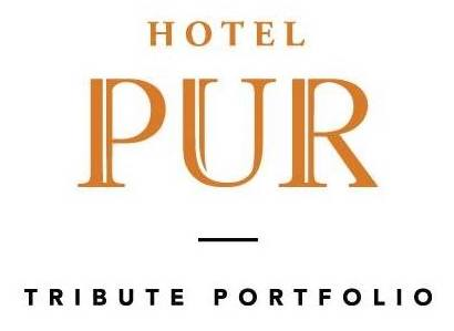 Logo for Hotel PUR, Quebec, A Tribute Portfolio Hotel