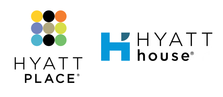 Logo for Hyatt Place & Hyatt House Denver/Downtown