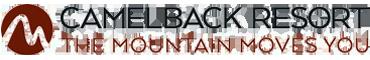 Logo for Camelback Resort