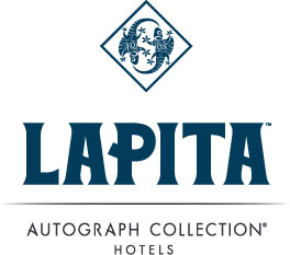 Logo for Lapita, Dubai Parks and Resorts, Autograph Collection