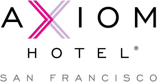 Logo for The Axiom Hotel