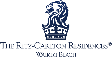 Logo for The Ritz-Carlton Residences, Waikiki Beach