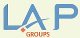 Logo for LAP Group