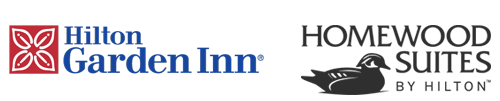 Logo for Hilton Garden Inn and Homewood Suites San Diego Downtown/Bayside