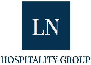 Logo for LN Hospitality Group