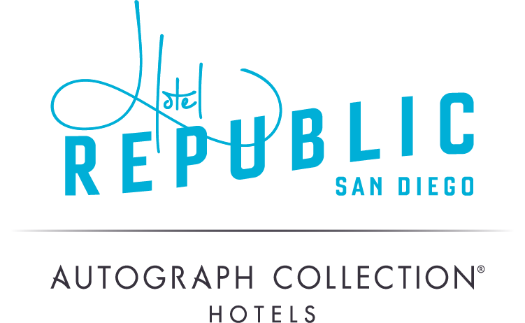 Logo for Hotel Republic San Diego