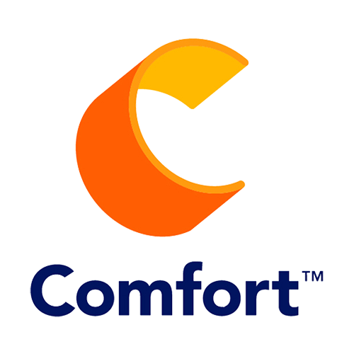 Logo for Comfort Suites Normal University Area