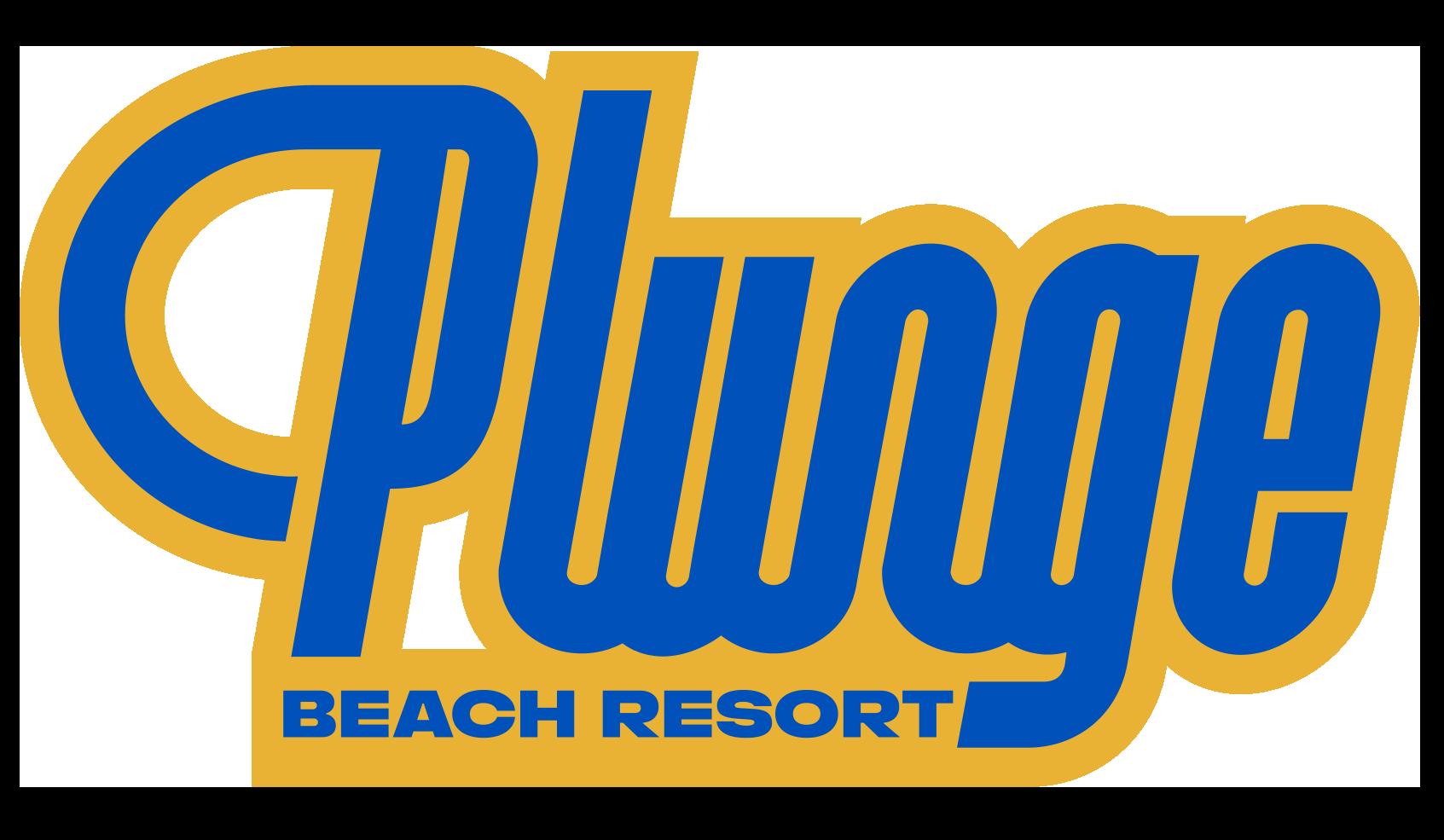 Logo for Plunge Beach Resort