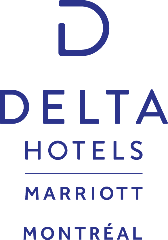 Logo for Delta Hotels by Marriott Montreal
