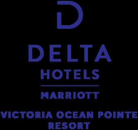 Logo for Delta Hotels Victoria Ocean Pointe Resort
