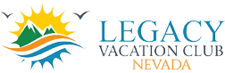 Logo for Legacy Vacation Resorts - Reno