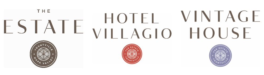 Logo for The Estate Yountville