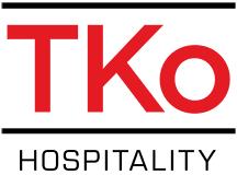 Logo for TKo Hospitality