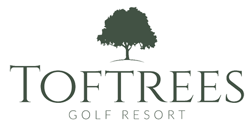 Logo for Toftrees Golf Resort