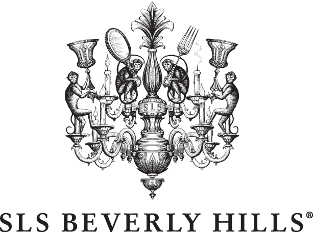 Logo for SLS Beverly Hills