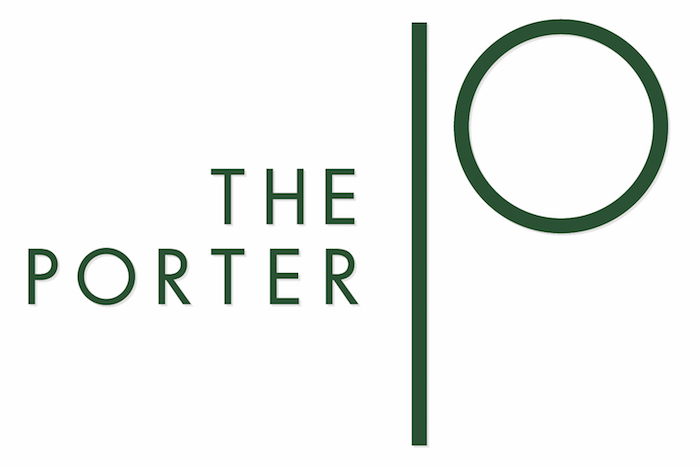 Logo for The Porter Portland, Curio Collection by Hilton