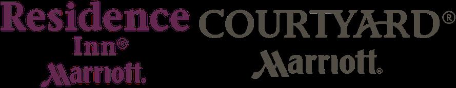 Logo for Courtyard & Residence Inn Orlando Lake Nona