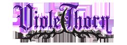 Logo for Violet Thorn Lounge