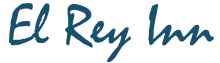 Logo for El Rey Inn