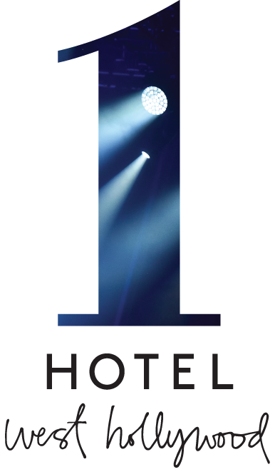 Logo for 1 Hotel West Hollywood