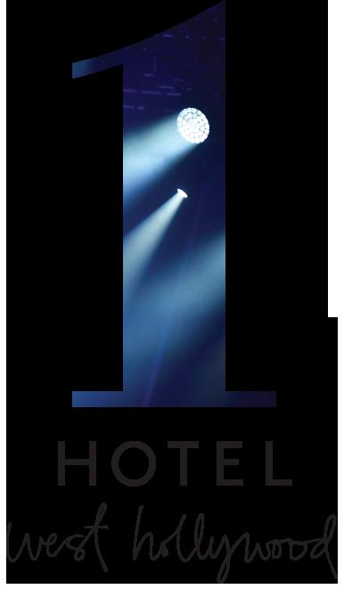 Logo for 1 Hotel West Hollywood