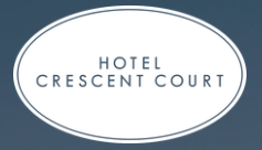 Logo for Hotel Crescent Court