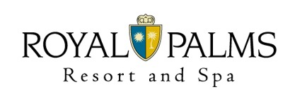 Logo for Royal Palms Resort and Spa