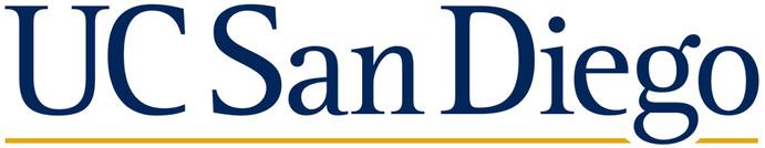 Logo for University of California, San Diego