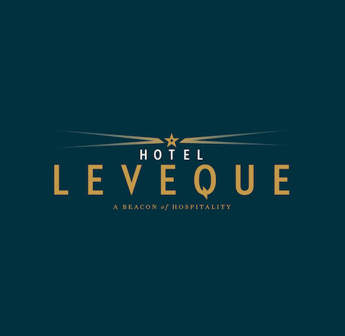 Logo for Hotel LeVeque, Autograph Collection by Marriott