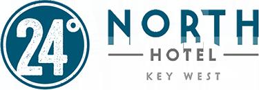Logo for 24 North Hotel Key West