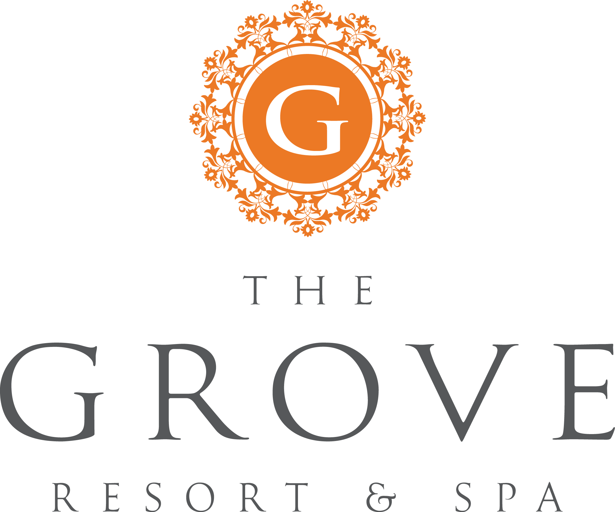Logo for The Grove Resort & Water Park Orlando