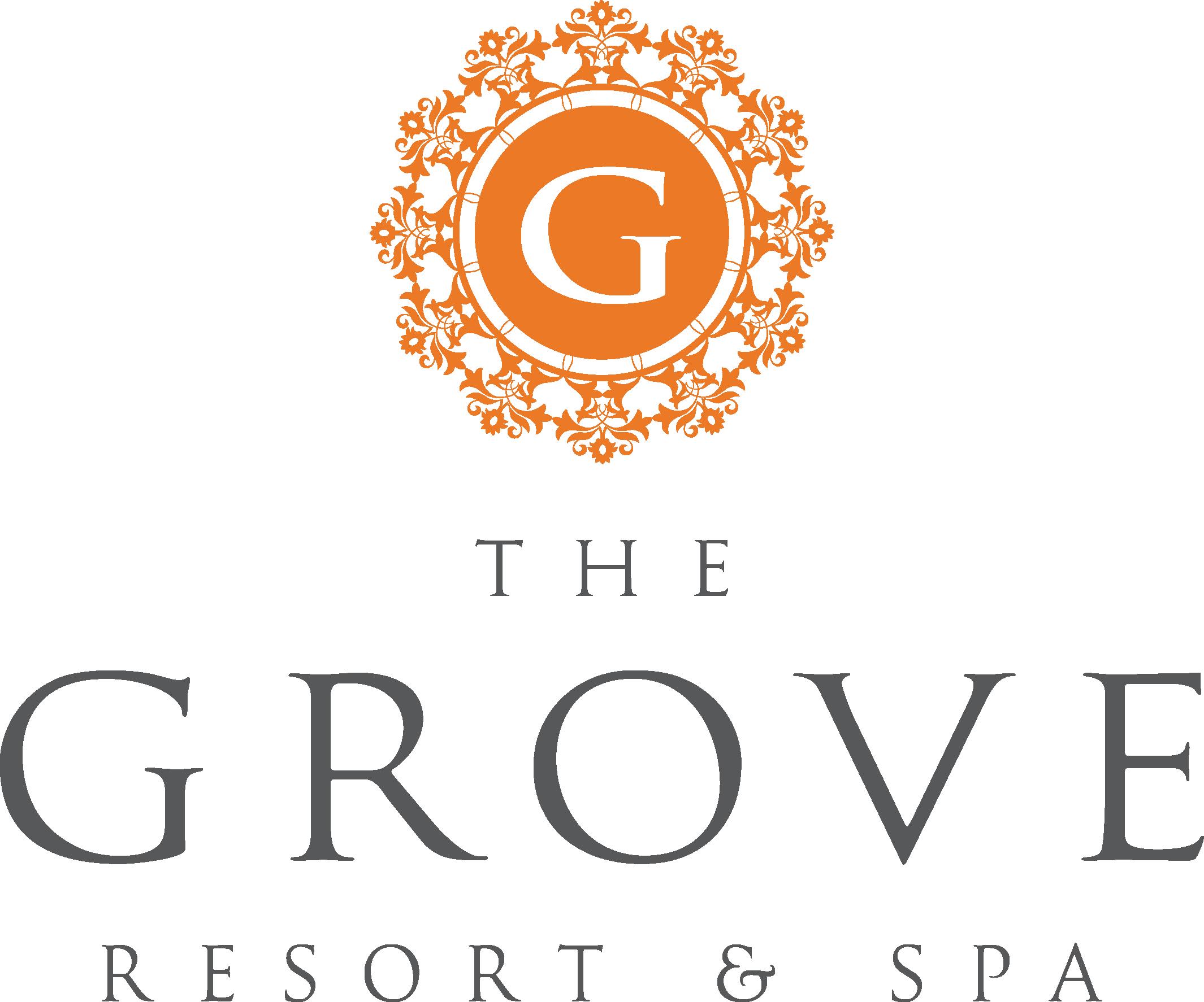 Logo for The Grove Resort & Water Park Orlando