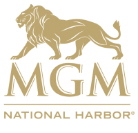 Logo for MGM National Harbor