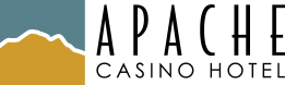 Logo for Apache Casino Hotel