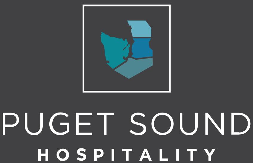 Logo for Puget Sound Hospitality