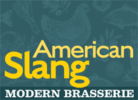 Logo for American Slang