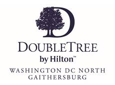 Logo for Doubletree by Hilton Washington DC North/Gaithersburg