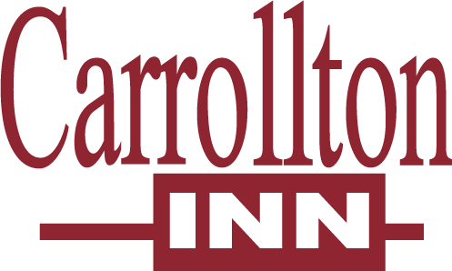 Logo For Carrollton Inn Hotel Event Center