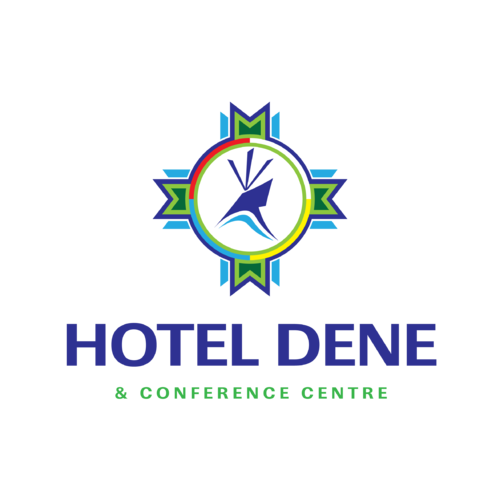Logo for Hotel Dene and Conference Center