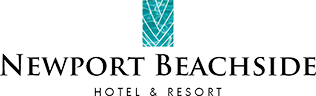 Logo for Newport Beachside Hotel & Resort