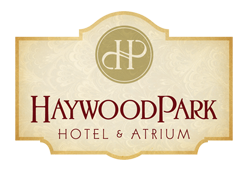 Logo for Haywood Park Hotel