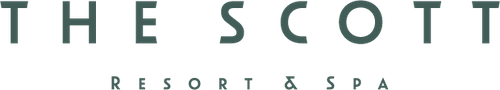 Logo for The Scott Resort & Spa