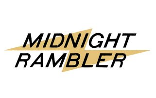 Logo for Midnight Rambler