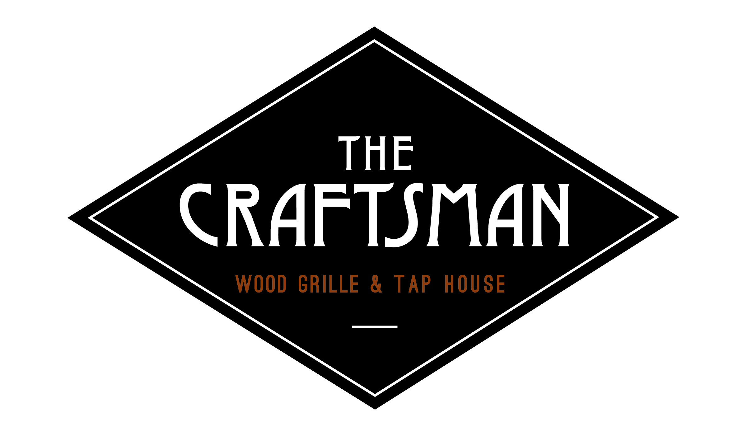 Logo for The Craftsman Wood Grille & Tap House