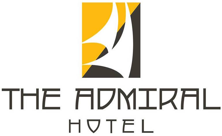 Logo for The Admiral Hotel Mobile, a Curio Collection by Hilton