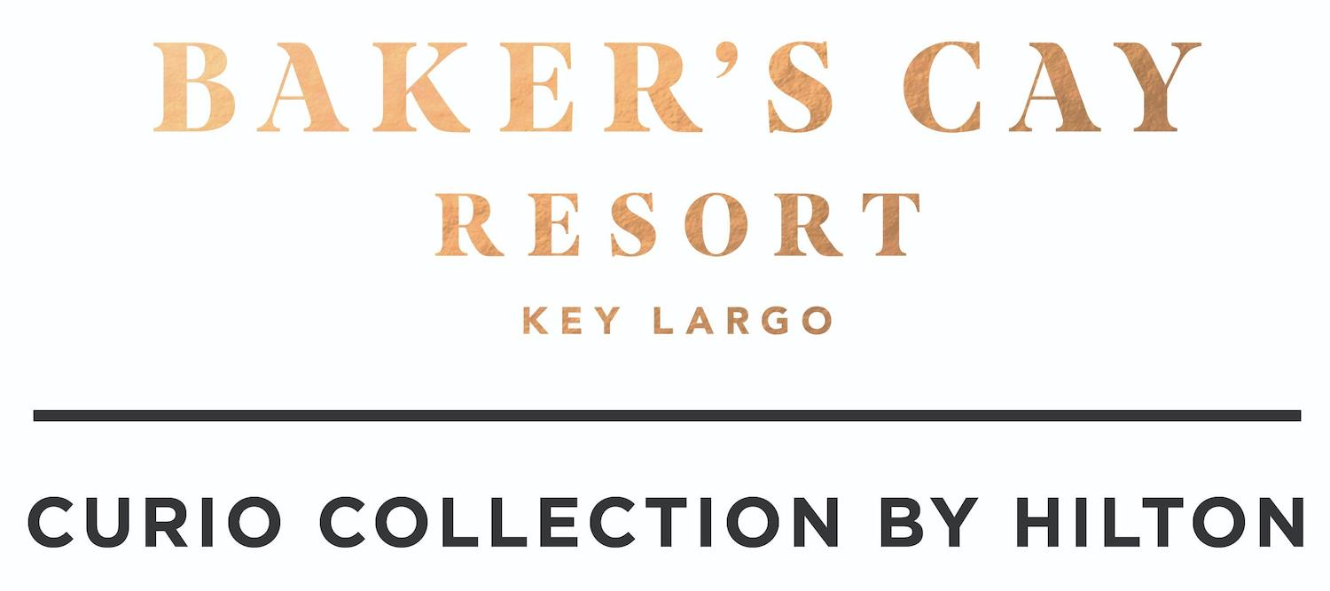 Logo for Baker's Cay Resort Key Largo, Curio Collection by Hilton