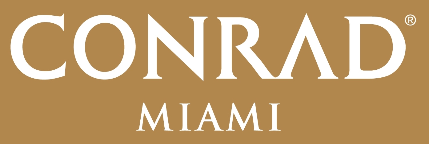 Logo for Conrad Miami