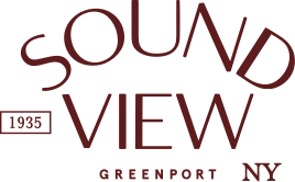 Logo for Sound View Greenport