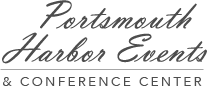 Logo for Portsmouth Harbor Events & Conference Center